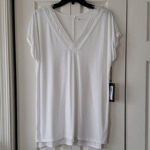 Stylus tee shirt tunic